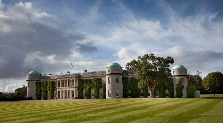 Goodwood House Teas & Tours
